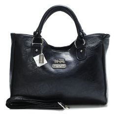 "I think I'd use this one the most over the years. Coach Legacy Large Black Satchels ABW [Coach0A1596] - Coach Legacy Large Black Satchels ABW Product Details This edgy update retains the classic luxury of the original, crafted in glove-tanned leather and finished with a secure zip-top, a fabric lining and archive-inspired handles. -Size:13 4/5"" x 3 4/5"" x 10 3/5""-Leather-Top handles-Logo plate in front center-Zip-top closure,"