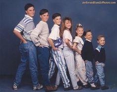 Underholdning: 24 kiksede familiefotos