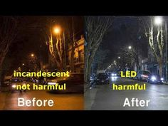LED Lighting - Stealth Weapon Deployed Around World, Particularly In Major Cities - YouTube
