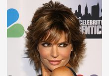 Jane Fonda Shag Hairstyles | How to Get Lisa Rinna's Hairstyle | eHow