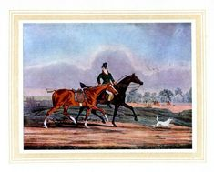 FOX HUNTING ANTIQUE COLOR PRINT, HORSES, DOGS, FOX HUNT | eBay Winslow Homer, Fox Hunting, Horses And Dogs, Madison Square, Color Print, Old English, How To Antique Wood, Antique Prints, Historical Society