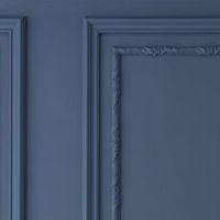 Stiffkey Blue by Farrow & Ball: Modern Emulsion for master bathroom walls and ceiling. Farrow Ball, Oval Room Blue, Blue Rooms, Farrow And Ball Drawing Room Blue, Stifkey Blue, Farrow And Ball Kitchen, Blue Drawings, Kitchen Drawing, Painted Front Doors