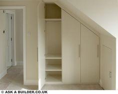 Ask A Builder- Loft Wardrobes