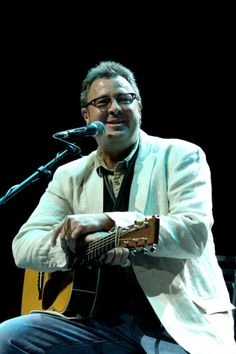 Vince Gill - I can hardly wait to see him at the Horse Shoe Casino in Feb 2014. This is a Christmas present from my daughter.