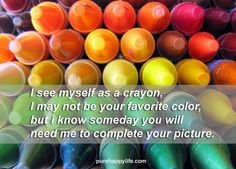 #quote - I see myself as...more on purehappylife.com