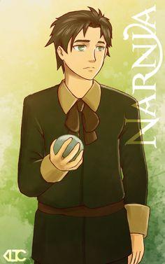 Narnia Characters: Digory by ElykRindon.deviantart.com on @DeviantArt