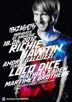 Great :: Sesion :: André Galluzzi @ Cocoon Ibiza Amnesia Ibiza 18-06-2012 | electronic sets pic