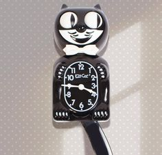 Cats clocks