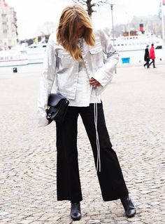 14 of the Coolest Outfits We Have Seen in a While via @WhoWhatWear