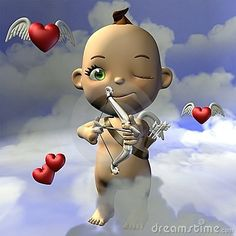 Toon Baby Amor