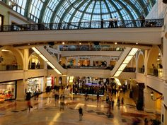 20 Places to visit in Dubai - Mall of the Emirates: Mall of the Emirates, the world�s first shopping resort, was developed by Majid Al Futtaim Properties and located in Dubai at interchange four on Sheikh Zayed Road. The multi-level shopping centre currently features more than 560 international brands with a total gross leasable area (GLA) of 234,479 sqm including department stores, fashion, lifestyle, sports, electronics and home furnishing outlets and the largest Carrefour in the city. The…