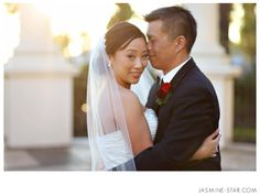 Malissa and Henry's Wedding at The St. Regis Monarch Beach