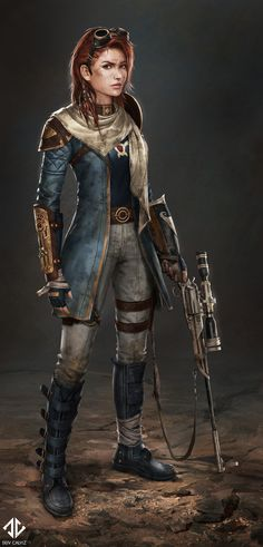 66 ideas science fiction characters sci fi shadowrun for 2019 AE musical 2020 66 Ideen Science-Ficti Steampunk Characters, Sci Fi Characters, Girls Characters, Fictional Characters, Female Character Design, Character Concept, Character Drawing, Concept Art Landscape, Apocalypse Character
