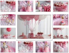 Ballerina Party  The Petite Party Company creating magic parties for little ones