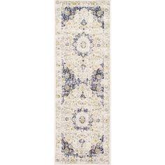 nuLOOM Traditional Persian Fancy Runner Rug (2'8 x 8')