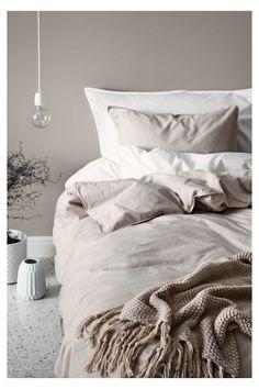 Bedroom Inspo, Home Bedroom, Bedroom Decor, Bedrooms, Master Bedroom, Beige Duvet Covers, Duvet Cover Sets, Beige Bedding Sets, Pallet Furniture