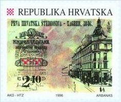 150 Years of First Croatian Savings-Bank