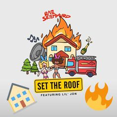 """New post on Getmybuzzup- Rae Sremmurd Feat. Lil Jon – """"Set The Roof"""" [Audio]- http://getmybuzzup.com/?p=682804- Please Share"""