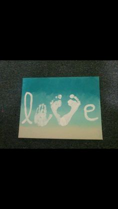 Footprint LOVE picture