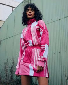 adidas originals by Daniëlle Cathari Cool Outfits, Fashion Outfits, Sport Fashion, Adidas Fashion, Streetwear Fashion, Urban Fashion, Editorial Fashion, Poses, Street Wear