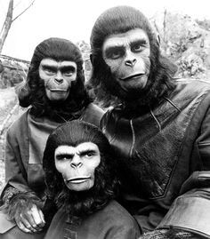 Battle For The Planet of The Apes 1973