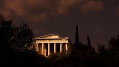 Athens - Greece by Ioannis D. Giannakopoulos Temple of Hephaestus. My Athens, Athens Greece, Greek Pottery, Ancient Greece, Greece Travel, Great Photos, Gazebo, Temple, Outdoor Structures