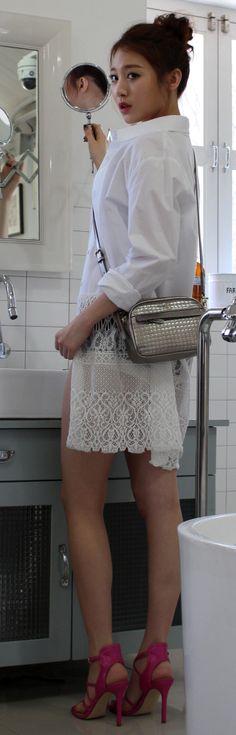 YuRa member of Girls Day - KPOP - http://www.luckypost.com/girl-group/girls-day/yura-member-of-girls-day-kpop-3/