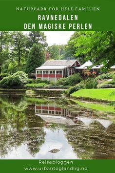 En ting er i alle fall helt sikkert. Ravnedalen – et magisk og litt mystisk sted – byr på flotte opplevelser for hele familien. En av Norges flotteste naturparker. #reisetips #norgesferie #ravnedalen #kristiansand #visitsørlandet #park #familievennlig #urbantoglandlig #ferietips Park, Kristiansand, Cabin, Mansions, House Styles, Wordpress, Home Decor, Nature, Decoration Home