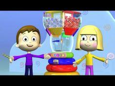 TuTiTu creates a lollipop machine! 3D animation for kids