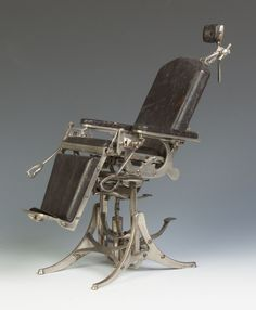 Doctor's Chair Patent Model, SOLD $9,500