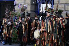 Morris Dancers, Bewdley Festival