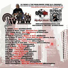 The Second Edition @WTSWRadio The Streetz Connect    LISTEN NOW http://soundcloud.com/djskno/wtsw-radio-second-edition  http://app.box.com/s/5roocl9g2wxr4numfnti   Mixed By The @OfficialCoreDJs Own DJ SKNO @COREDJSKNO Featuring These Joints...  DJ SKNO CORE DJ'S - Intro @COREDJSKNO  2 Chainz F/ Mase, Lloyd - Beautiful Pain @john  TQ F/ Young Mores - Bad Man (Remix) @T Q  Jola - Ride @JolaTheTrunkBoi  EZ Rida F/ Ingenious - Smoke & Drink @EzRida4U  Kevin Gates F/ Juicy J - Thinkin With My…