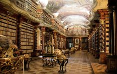 The National Library of Prague
