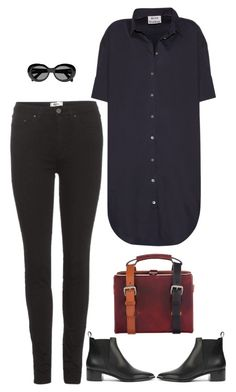 """""""Untitled #1249"""" by stacy-hardy ❤ liked on Polyvore featuring Acne Studios"""