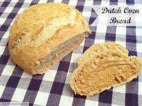 Foolproof Dutch Oven Bread Recipe