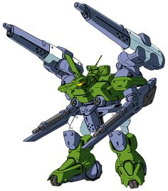 Macross-2: UN Spacy Tomahawk Mk2 Destroid.