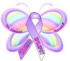 Символ дня эпилепсии - epilepsybutterfly