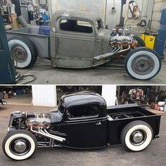 rat rod trucks and cars Rat Rods, Jeep Rat Rod, Rat Rod Pickup, Rat Rod Cars, Old Pickup Trucks, Hot Rod Trucks, Cool Trucks, Dodge Trucks, Chevy Stepside