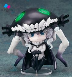 Kissen Nendoroid Kantai Collection Aircraft Carrier Wo-class #423 PVC Action Figure Toy Doll 12.5cm //Price: $US $36.99 & FREE Shipping //     #toys