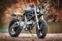 This Custom Ducati Scrambler isn't a brilliant motorcycle, take a close look at the magic created by Red Hot Chili Customs.