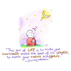 Life is beautiful Amazing quote from Buddha Doodles - Molly Hahn