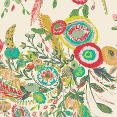 Bari J. Ackerman - Millie Fleur Knit - Microburst Knit in Tropics