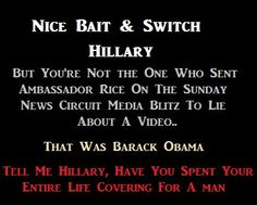 They forced her to take the fall probably using blackmail. HIllary's no saint either!
