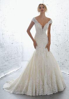 AF Couture: A Division of Morilee by Madeline Gardner Karisma/1701 Mermaid Wedding Dress