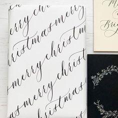 Handwritten Calligraphy | Babooche Calligraphy Calligraphy Wedding Place Cards, Calligraphy Save The Dates, Calligraphy Envelope, Foil Wedding Invitations, Modern Calligraphy, Cute Handwriting, Calligraphy Handwriting, Wedding Paper, Wedding Cards