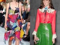 Spring 2016 Fashion Trend Report: The Best Women's Fashion Trends For Chloe Fashion, New Fashion, Womens Fashion, Fashion Guide, 2016 Fashion Trends, 2016 Trends, Liberty Fashion, Fashion Competition, Fashion Seasons