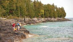 Explore Door County, Wisconsin  http://www.lakelandboating.com/ports-of-call/explore-the-door