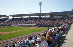 Florida Auto Exchange Stadium/Blue Jays' spring training facility in Dunedin, FL