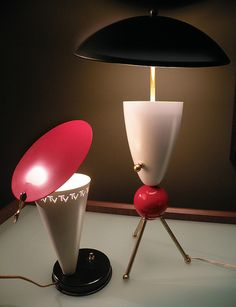 Atomic Lamp Duo