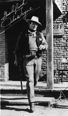 John Wayne Photo: This Photo was uploaded by classicmoviediner. Find other John Wayne pictures and photos or upload your own with Photobucket free image...